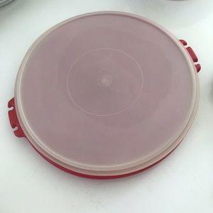 Tupperware Divided Relish Tray
